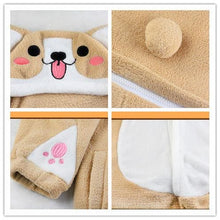 Load image into Gallery viewer, [Reservation] Corgi Kigu Plush Homewear Pajamas SP1711119