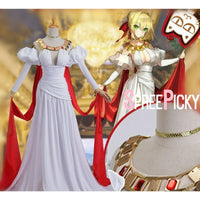 [Reservation]Fate Grand Order Saber Nero Claudius Dress SP1711400