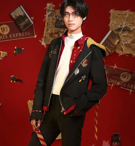 [Reservation] Harry Potter Hogwarts Gryffindor Cosplay Costume SP13258