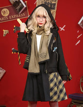 Load image into Gallery viewer, [Reservation] Harry Potter Hogwarts Hufflepuff Cosplay Costume SP13260