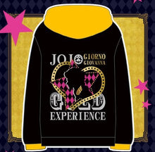 Load image into Gallery viewer, JOJO's Bizarre Adventure Giorno Giovanna Hoodie Coat SP13224