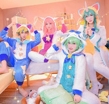 Load image into Gallery viewer, [Reservation] League of Legends Pajamas Guardian Cosplay Costume SP13454