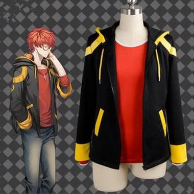 {Reservation}Mystic Messenger 707 Luciel Choi Cosplay Costume SP1710629