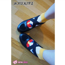 Load image into Gallery viewer, J-Fashion Harajuku Lolita Comfortable Low-cut Platform Shoes SP130167 - SpreePicky  - 7