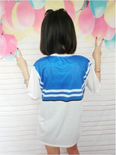 Load image into Gallery viewer, Harajuku Sailor Moon Manga Version Bow T-shirt Top SP140646 - SpreePicky  - 4