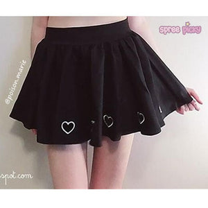 S/M/L Steal My Heart Skirt SP152257