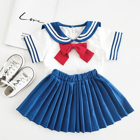 Sailor Moon Child Uniform Summer Set S12842