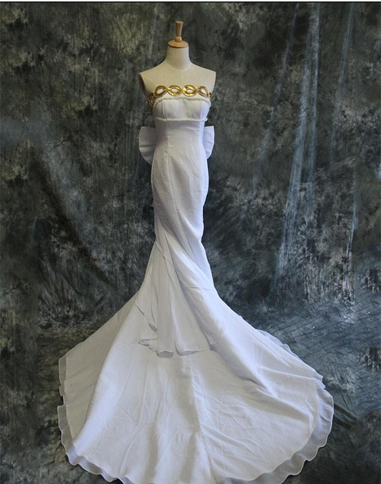 Details about  /Sailor Moon Queen Serenity Cosplay Costume