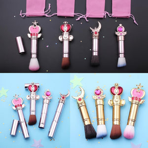 [Reservation] Sailor Moon Crown Heart Makeup Brush SP1711359