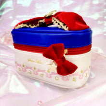 Load image into Gallery viewer, Sailor Moon Lace Bow Storage Cosmetic Bag SP14355