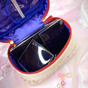 Sailor Moon Lace Bow Storage Cosmetic Bag SP14355