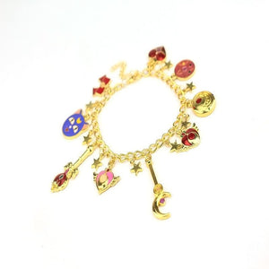 Sailor Moon Luna Heart Moon Bracelet SP13642