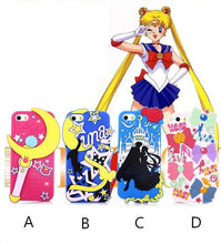 Load image into Gallery viewer, Sailor Moon Magic Power iPhone/Samsung Case SP152783 - SpreePicky  - 1