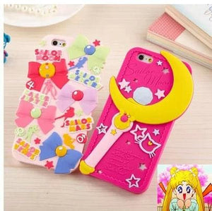 Sailor Moon Magic Power iPhone/Samsung Case SP152783 - SpreePicky  - 3