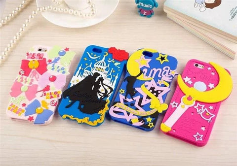 Sailor Moon Magic Power iPhone/Samsung Case SP152783 - SpreePicky  - 4