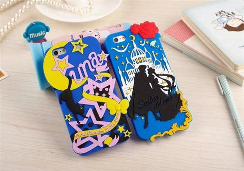 Sailor Moon Magic Power iPhone/Samsung Case SP152783 - SpreePicky  - 7