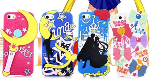 Sailor Moon Magic Power iPhone/Samsung Case SP152783 - SpreePicky  - 8