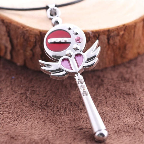 Sailor Moon Princess Serenity Moon Stick Necklace SP152809 - SpreePicky  - 3