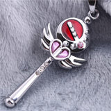Sailor Moon Princess Serenity Moon Stick Necklace SP152809 - SpreePicky  - 5