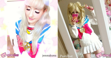 Load image into Gallery viewer, [M/XL]Sailor Moon Sweater Fleece Jumper SP130203 - SpreePicky  - 2