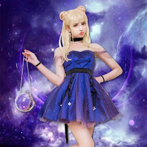 Shining Nikki Galaxy Cosplay Costume SP14348
