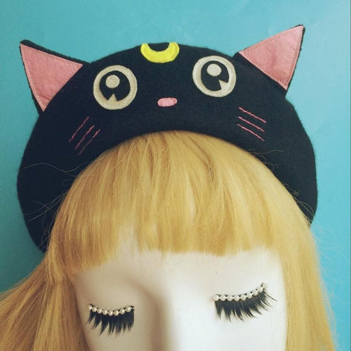 Sailor Moon Luna Beret SP1711368