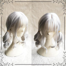Load image into Gallery viewer, Silvery Grey Lolita Curl Wig SP166825