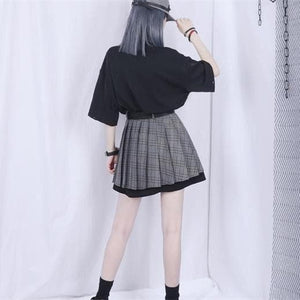 Skirt/Waistbag/Waistband Three-piece Set SP14290