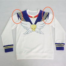 Load image into Gallery viewer, [Special Sale] [Spree Picky Design] Eternal Sailor Moon Defective Printing Sweatershirt SP151644 Kawaii Aesthetic Fashion - SpreePicky