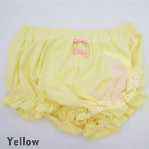 5 Colors Kawaii Girly Ice-Cream Shorts Pants Bloomer SP141405 - SpreePicky  - 2
