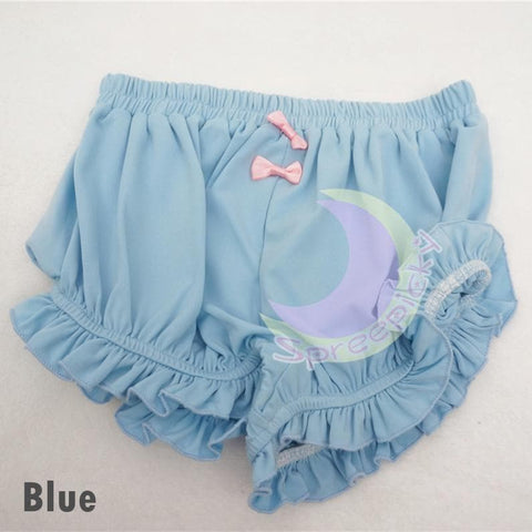 5 Colors Kawaii Girly Ice-Cream Shorts Pants Bloomer SP141405 - SpreePicky  - 3