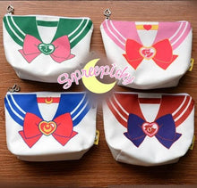 Load image into Gallery viewer, [6 Colors] Adorable [Sailor Moon] Seifuku Canvas Storage Bag SP141307 - SpreePicky  - 4