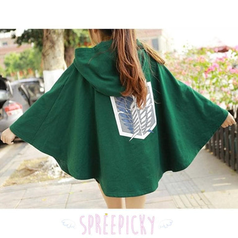 Attack On Titan Cosplay Freedom Wings Cape SP140516 - SpreePicky  - 3