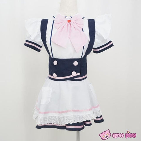 Custom Made Cosplay Uniform Maid Dress SP141213 - SpreePicky  - 3