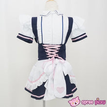 Load image into Gallery viewer, Custom Made Cosplay Uniform Maid Dress SP141213 - SpreePicky  - 4