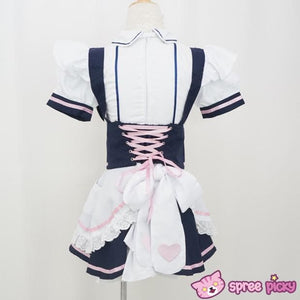 Custom Made Cosplay Uniform Maid Dress SP141213 - SpreePicky  - 4