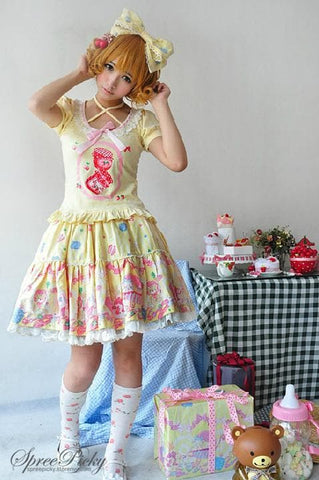 [Infanta]LOLITA*Dolly House*Skirt SP140403 - SpreePicky  - 2