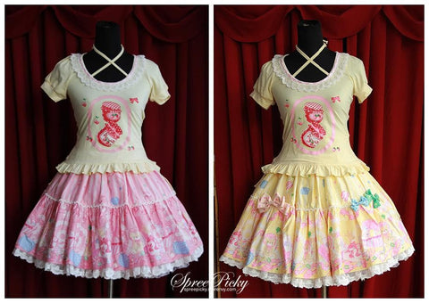 [Infanta]LOLITA*Dolly House*Skirt SP140403 - SpreePicky  - 3