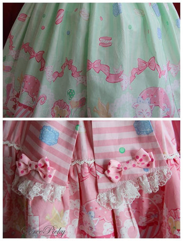 [Infanta]LOLITA*Dolly House*Skirt SP140403 - SpreePicky  - 4