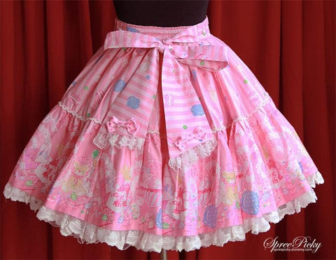 [Infanta]LOLITA*Dolly House*Skirt SP140403 - SpreePicky  - 5