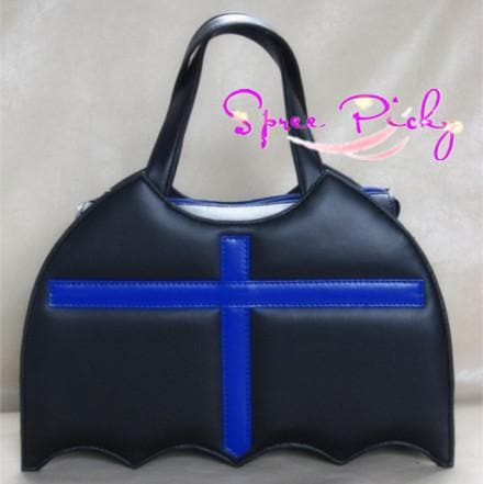 Lolita Cool Bat Hand Bag SP140392 - SpreePicky  - 2