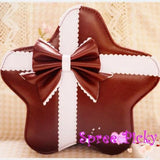 Lolita cute star bags with bow - 6 colors - SP140451 - SpreePicky  - 4