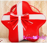 Lolita cute star bags with bow - 6 colors - SP140451 - SpreePicky  - 5