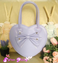 Load image into Gallery viewer, 6 Colors Lolita Heart Shape Lady Hand Bag SP140459 - SpreePicky  - 3