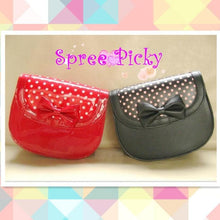 Load image into Gallery viewer, Lolita lovelyTalasite dots ladybird hang bag - SP140442 - SpreePicky  - 1