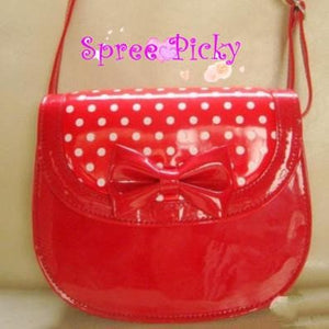 Lolita lovelyTalasite dots ladybird hang bag - SP140442 - SpreePicky  - 2