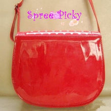 Load image into Gallery viewer, Lolita lovelyTalasite dots ladybird hang bag - SP140442 - SpreePicky  - 3