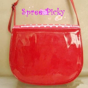 Lolita lovelyTalasite dots ladybird hang bag - SP140442 - SpreePicky  - 3