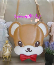 Load image into Gallery viewer, Lolita lovely bear head bag - 3 colors - SP140450 - SpreePicky  - 2