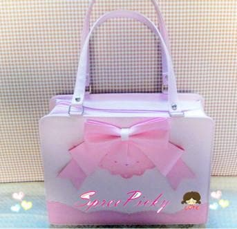 Lolita lovely cake with bow bag - 4 colors - SP140467 - SpreePicky  - 1